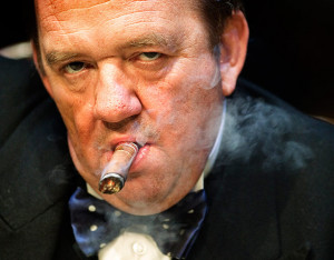 Mel Smith Photos, of his life 'Images with Quotes'