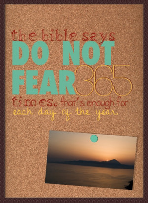 DO NOT FEAR. i love this.