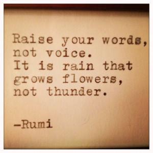 ... Thunder Quotes, Flower Quotes, Rain Quote, Menu, Rumi Quotes, Quotes