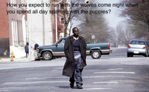 Omar Little motivational inspirational love life quotes sayings ...