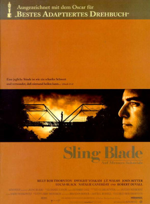 "Sling Blade海报 height=""560"" width=""500""> 弹簧刀》Sling ..."