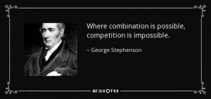 George Stephenson Quotes