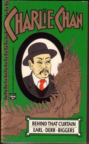 """Start by marking """"Behind That Curtain (Charlie Chan, #3)"""" as Want ..."""