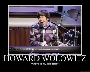 The Big Bang Theory Howard Wolowitz