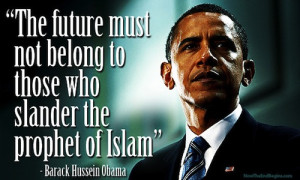 quotes from Barack Obama about Islam and Christianit | The Black ...