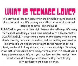 Teenage quotes about life teenage love quotes