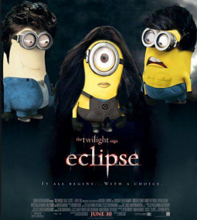 Despicable me 2 funny minions , the twilight