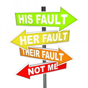 "... the 13th of each year is officially ""Blame Someone Else Day"