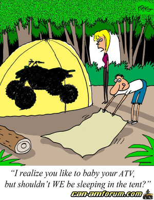 2011 July ATV Cartoon Of the Month