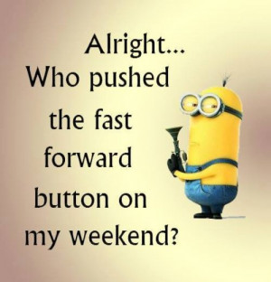 The Funniest Minion Quotes Of Week