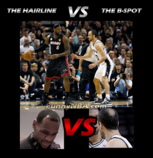 Heat vs Spurs 2013 Finals - Game 6 Funny Clips
