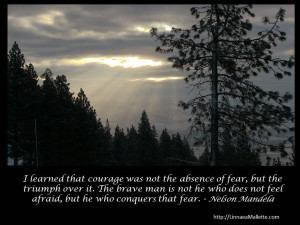 Words of Wit and Wisdom September 6, 2014 from Nelson Mandela
