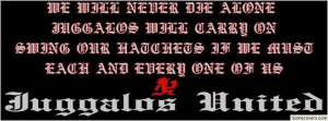 Juggalo Pledge Red Kid Facebook Timeline Cover85