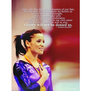 Gymnastics Quotes Image...