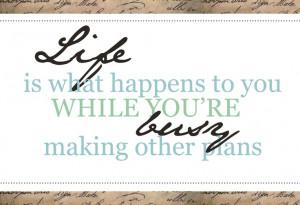 Cherish every moment...