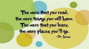Dr. Seuss' Books and Quotes Trend Lab Dr. Seuss Hamper Set, One Fish ...