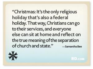 Ho, Ho, Ha: Funny Christmas Quotes
