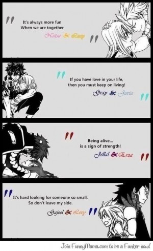 fairy tail Quotes by NaLu710