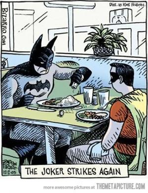 Our fanfics Funny Batman 1