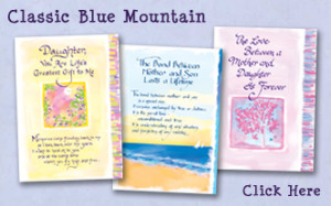 ... Anniversary with an exciting new card line: Classic Blue Mountain Arts