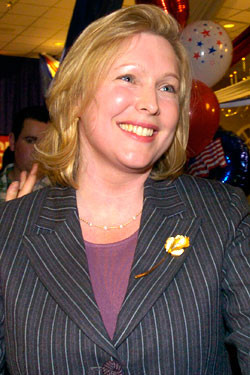 Quote Of The Day - Sen. Kirsten Gillibrand