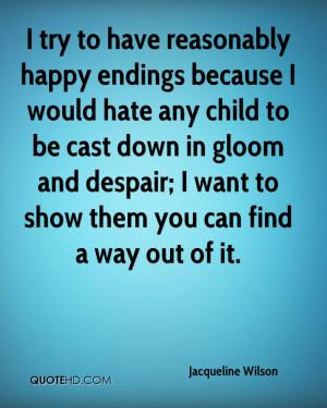 Jacqueline Wilson Quotes