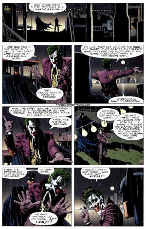 The Killing Joke: Does Batman Kill the Joker at the End?