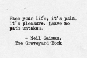 The Graveyard Book by Neil GaimanSubmitted by andicandothefrug