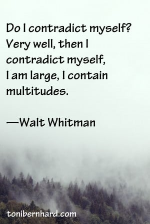 Walt Whitman Poetry Quotes