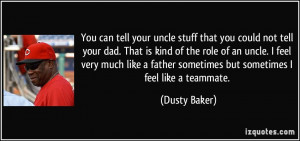 Quotes About Your Uncle