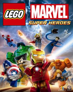 LEGO Marvel Super Heroes Game