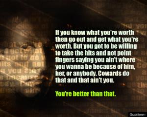 Quote By Rocky Balboa 4.3 / 5 (85%) 4 votes