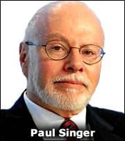 Paul Singer Elliott Management