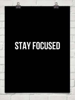 Stay focused #112389