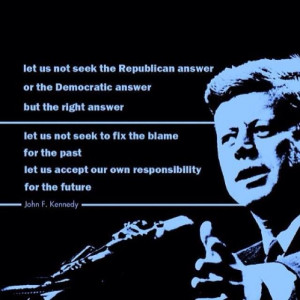 famous quote ask not what i can do for my country ask what the country ...