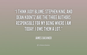 James Dashner Quotes