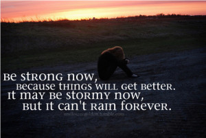 hope things get better quotes