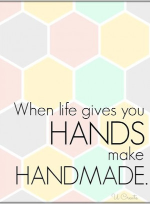 Handmade quote Linda Bauwin - CARD-iologist Helping you create cards ...