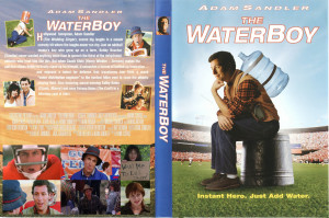 The Waterboy The waterboy 1998 - front back