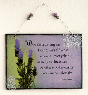 Wall Hanging Decor with Anais Nin Friendship Quote by TheArtofMind, $ ...