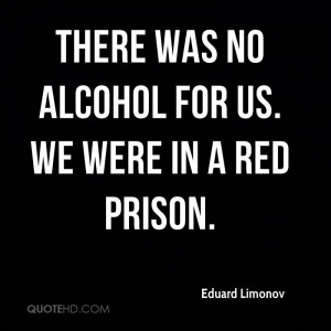 No Drinking Alcohol Quotes