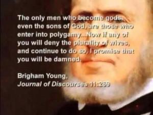 mormon #polygamy #BrighamYoung