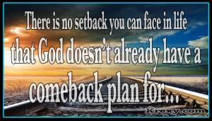 Inspirational Quotes setback
