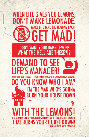 When Life Gives You Lemons - 11x17