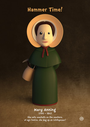 Go Back > Gallery For > Mary Anning Quotes