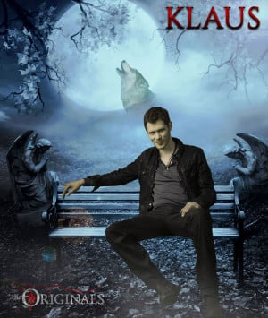 Klaus Mikaelson The Originals by Bookfreak25