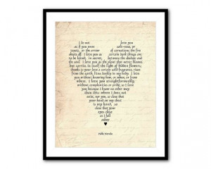 Pablo Neruda 100 Love Sonnets - I love you without knowing - poetry ...