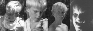 Simon Lord Of The Flies Simon, skinny with blond hair,