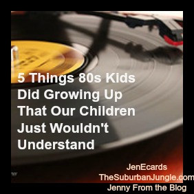 recently made a list of crazy things Gen X-ers used growing up that ...