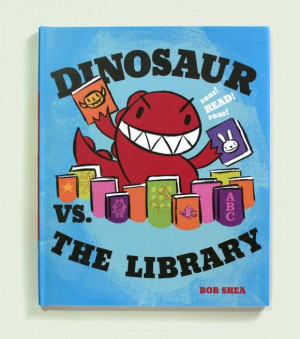 Bob Shea creates children's books including the popular Dinosaur vs ...
